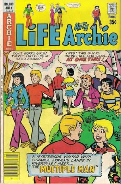 Life With Archie 183