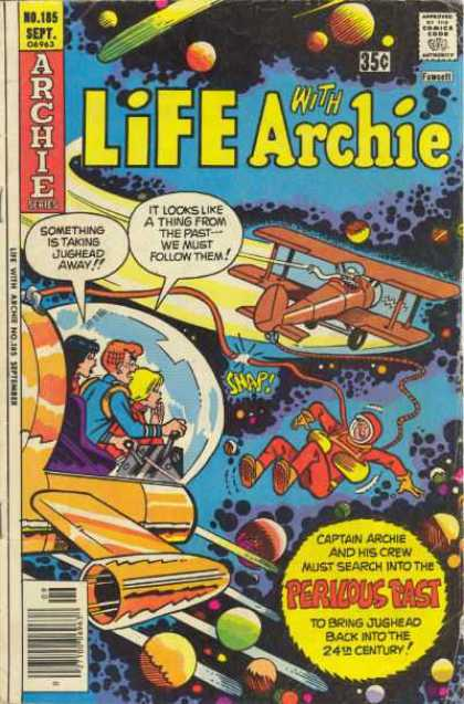Life With Archie 185