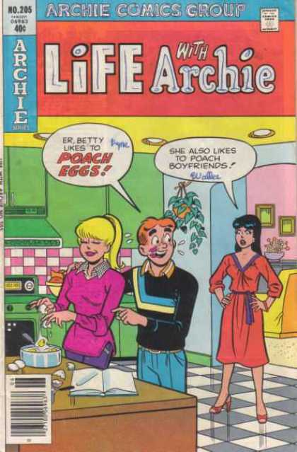 Life With Archie 205
