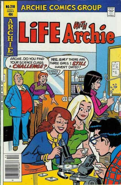 Life With Archie 210