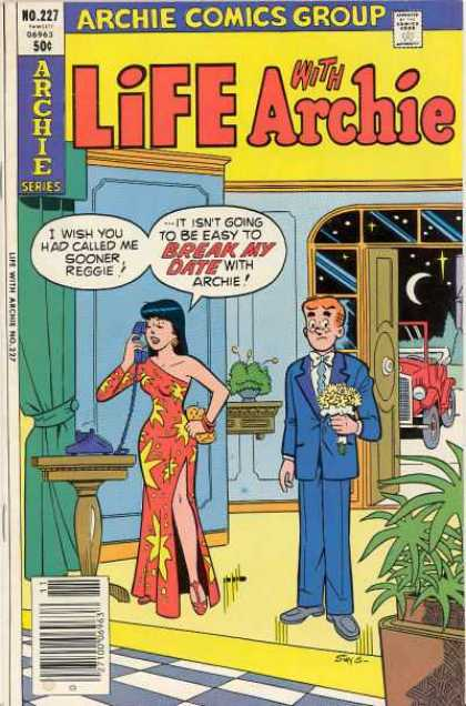 Life With Archie 227 - Stan Goldberg