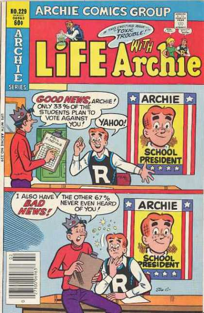Life With Archie 229 - Stan Goldberg