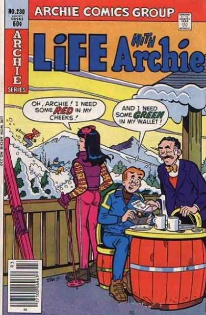 Life With Archie 230 - Stan Goldberg