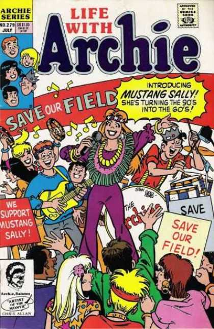 Life With Archie 279 - Stan Goldberg