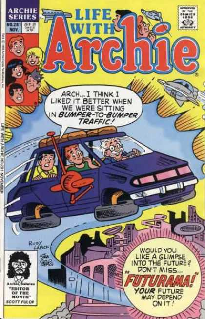 Life With Archie 281 - Stan Goldberg