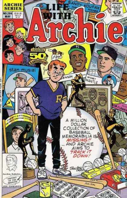 Life With Archie 284 - Stan Goldberg