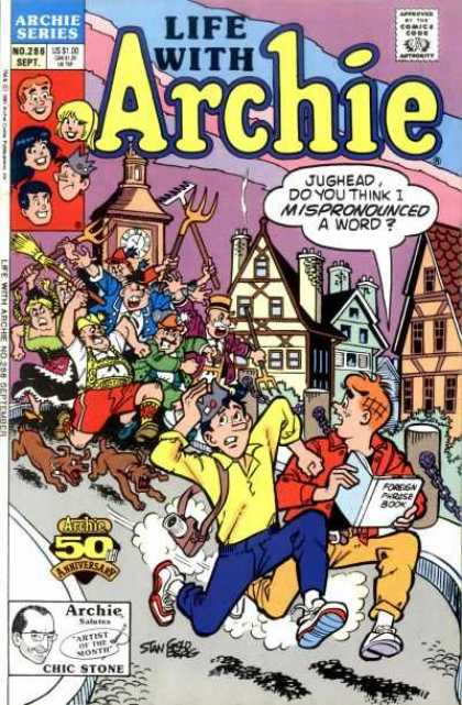 Life With Archie 286 - Stan Goldberg