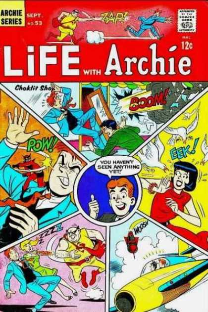 Life With Archie 53