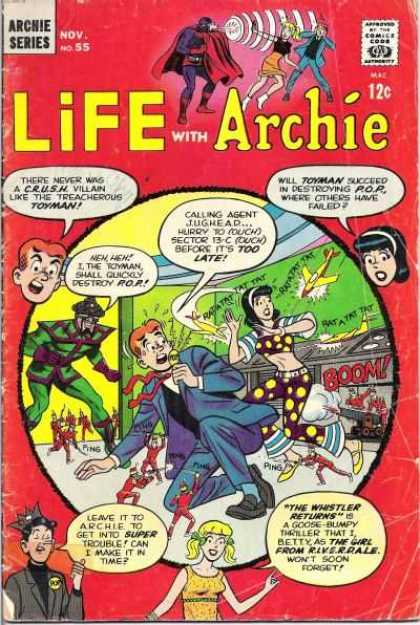 Life With Archie 55