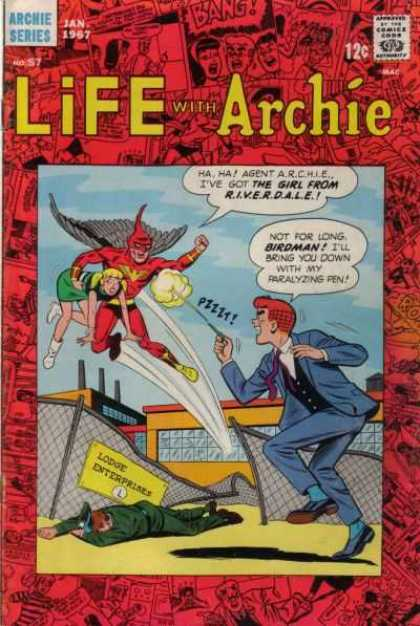 Life With Archie 57