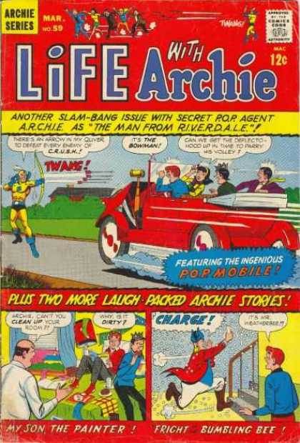 Life With Archie 59