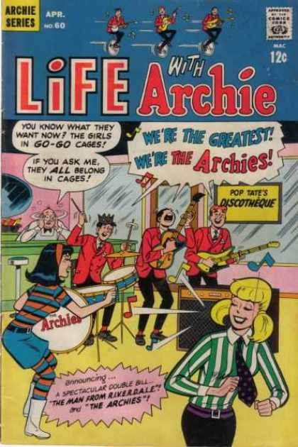 Life With Archie 60