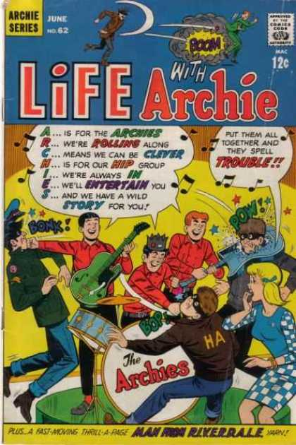 Life With Archie 62