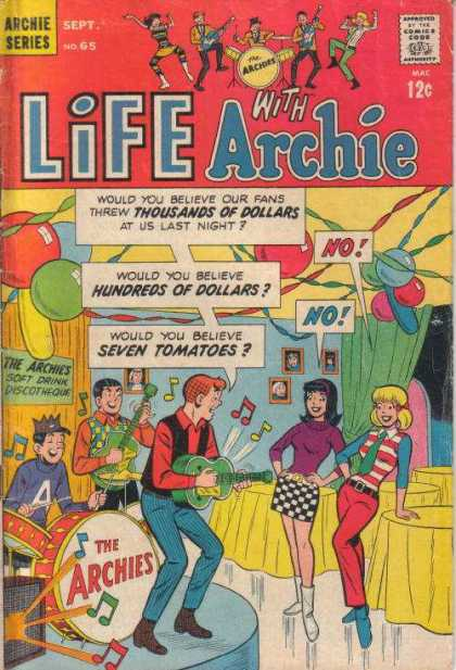 Life With Archie 65