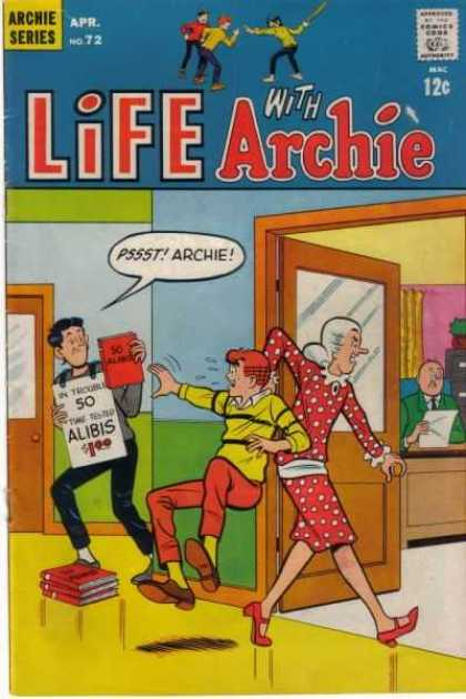 Life With Archie 72