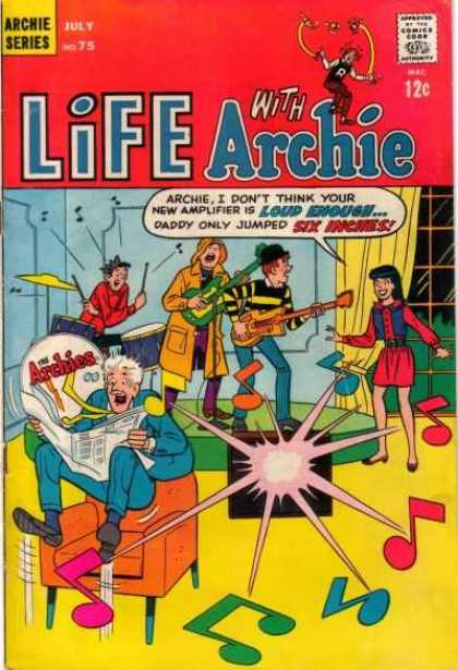 Life With Archie 75