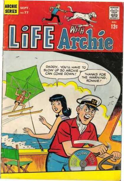 Life With Archie 77