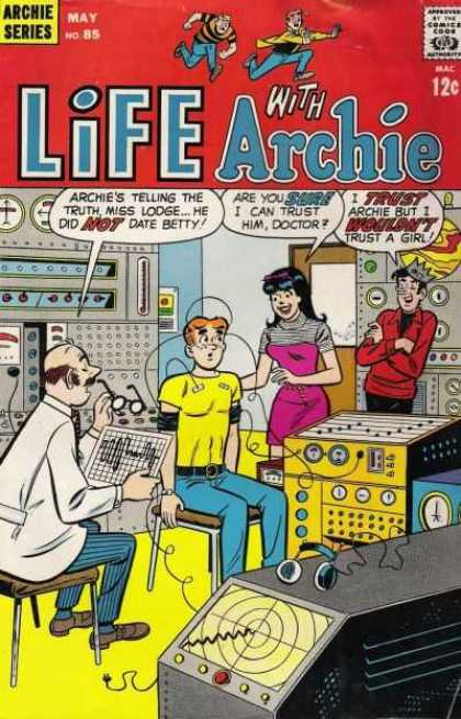Life With Archie 85