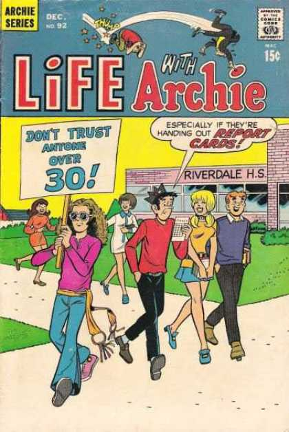Life With Archie 92