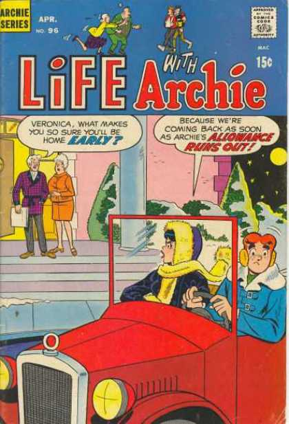 Life With Archie 96
