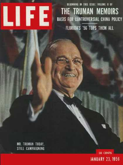 Life - Citizen Harry Truman