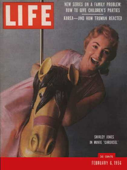 Life - Shirley Jones