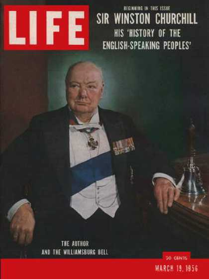 Life - Churchill on Britain