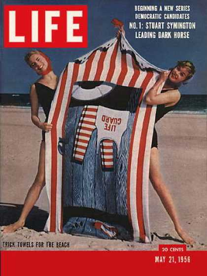 Life - Tricky beach towels