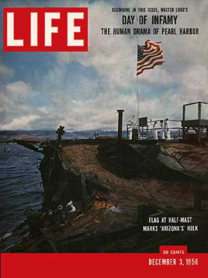 Life - Story of Pearl Harbor