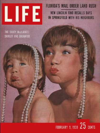 Life - Sachie and Shirley MacLaine