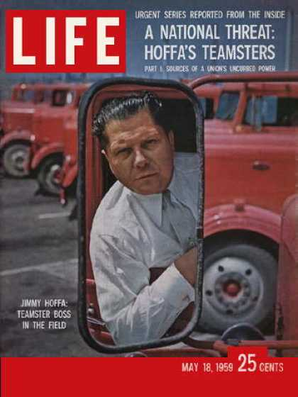 Life - Jimmy Hoffa
