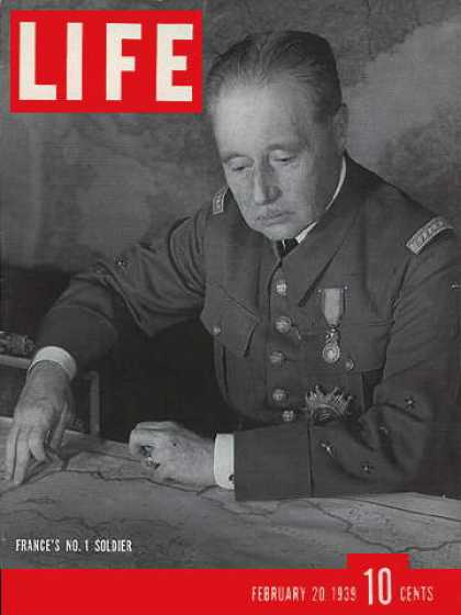 Life - France's top general