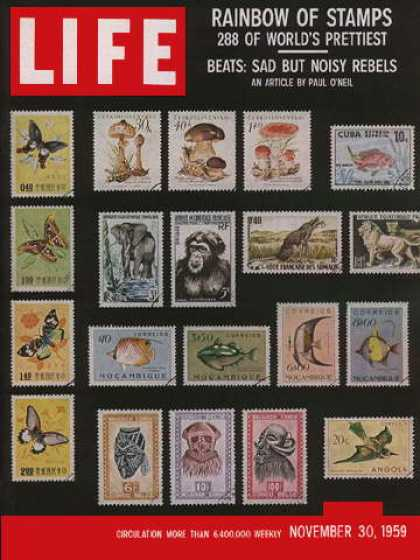 Life - Prettiest postage