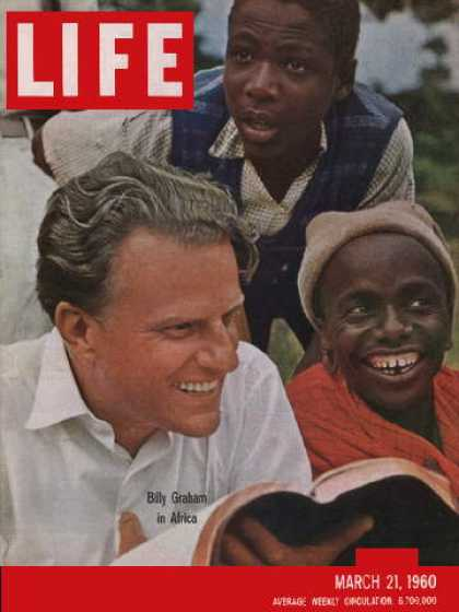 Life - Graham in Africa