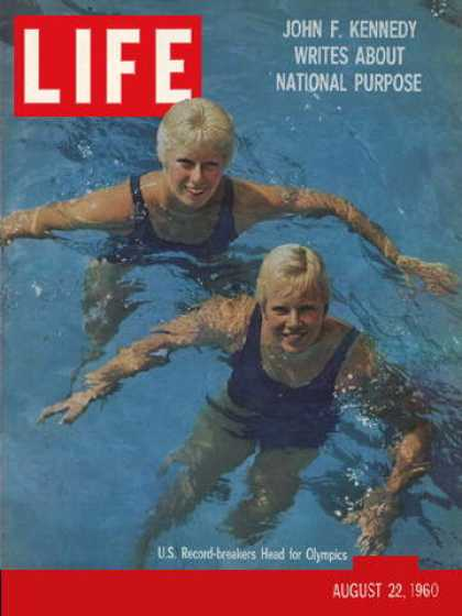 Life - Olympic swimmers