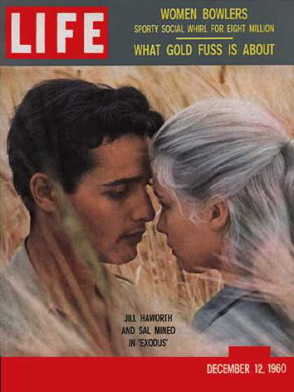 Life - Jill Haworth and Sal Mineo