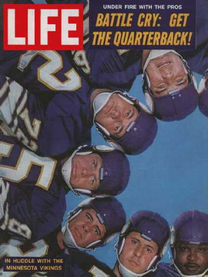 Life - Minnesota Vikings
