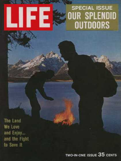 Life - Great outdoors