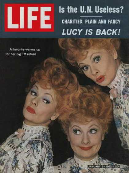 Life - Lucille Ball