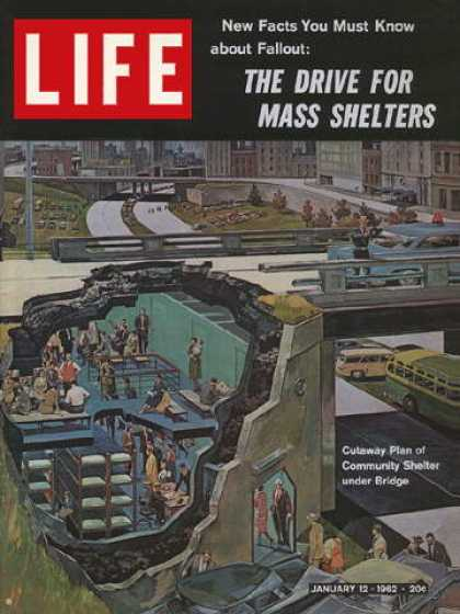 Life - More on shelters