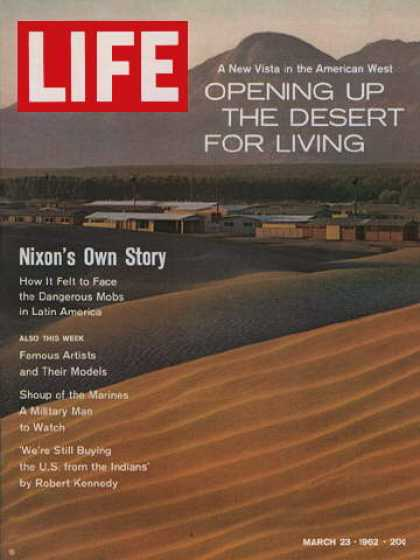 Life - Desert housing development