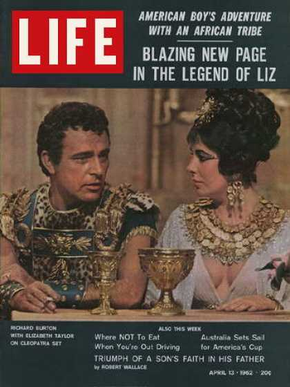 Life - Richard Burton and Elizabeth Taylor