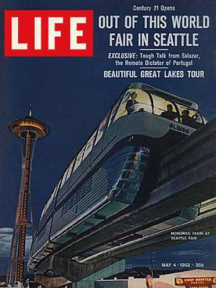 Life - Seattle's fair opens