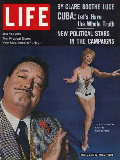 Life - Jackie Gleason with Sue Ann Langdon
