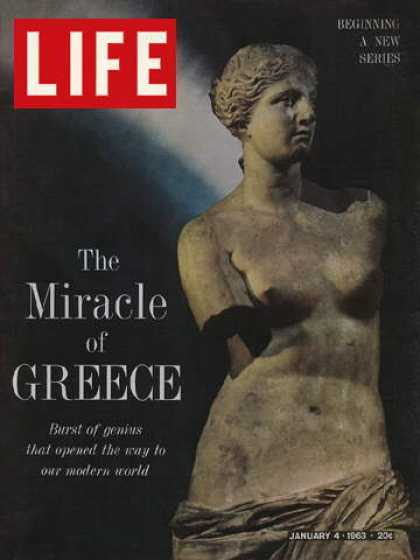 Life - Ancient Greece