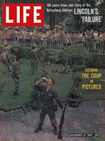 Life - South Vietnam soldiers
