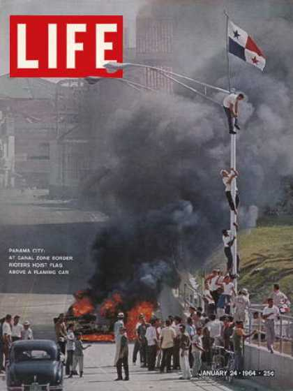 Life - Riots in Panama