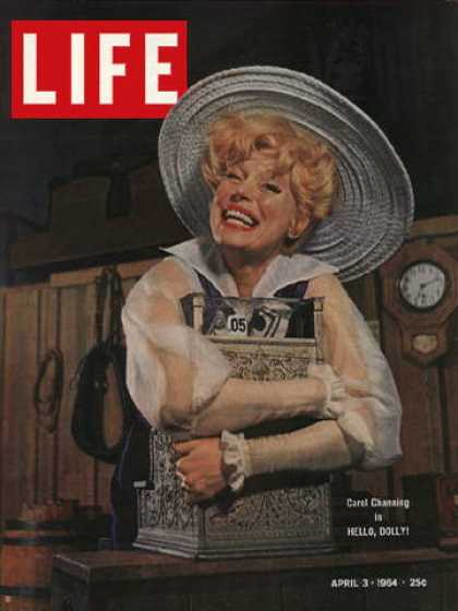 Life - Carol Channing as Dolly