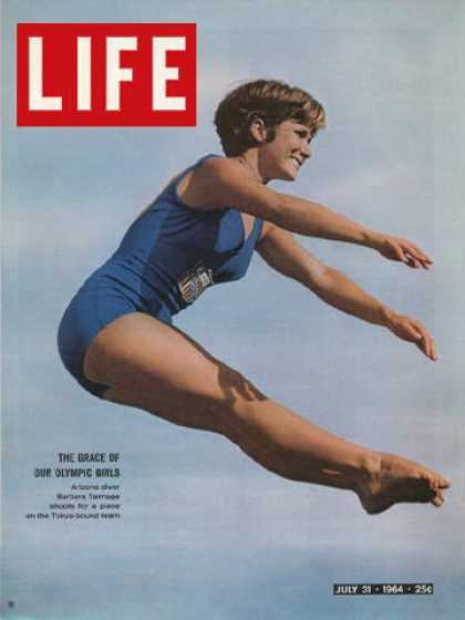 Life - Olympic diver