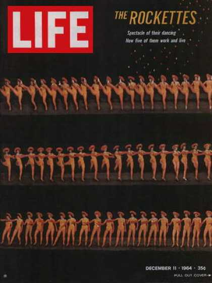Life - The Rockettes